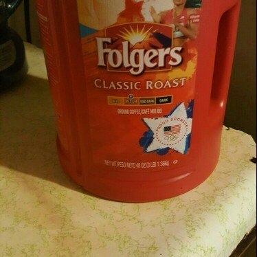 Folgers Coffee Classic Roast uploaded by Faith D.