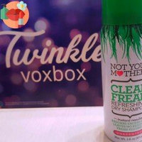 Not Your Mother's Clean Freak Unscented Dry Shampoo uploaded by Heather H.