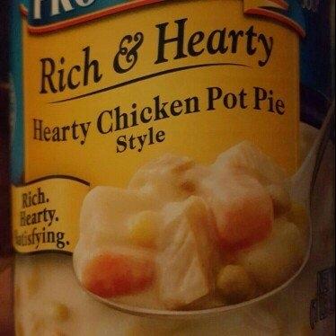 Progresso Rich & Hearty Chicken Pot Pie Style Soup uploaded by Paris H.