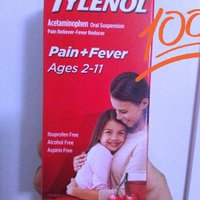 Tylenol Children's Pain Reliever uploaded by ismaray g.