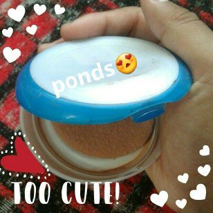 Photo of Pond's Angel Face Compact Powder uploaded by Fernanda G.