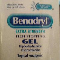 Benadryl Itch Stopping Gel uploaded by HEATHER C.
