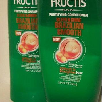 Photo of Garnier Fructis Sleek & Shine Brazilian Smooth Conditioner uploaded by Mia S.
