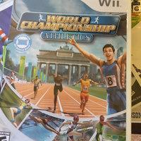 Crave Entertainment World Championship Athletics - Nintendo Wii uploaded by Taniesha F.