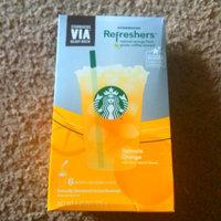 Starbucks Coffee Via Refreshers, Valencia Orange, 6 ea uploaded by Kim R.