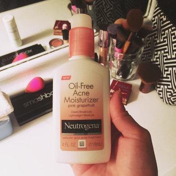 Neutrogena Oil-Free Acne Moisturizer uploaded by Brittany P.
