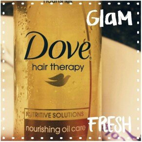 Photo of Dove Nourishing Oil Hair Care uploaded by Letha Y.