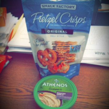 Photo of Pretzel Crisps® Crackers Original uploaded by Jennifer O.