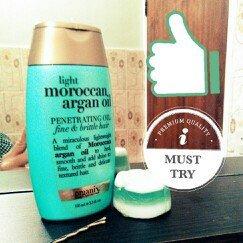 Organix Penetrating Moroccan Argan Oil uploaded by Rosangela U.