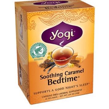 Yogi Tea Herbal Tea Soothing Caramel Bedtime uploaded by Joanna B.