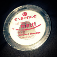 Essence All About Matt! Fixing Compact Powder uploaded by Jessica R.
