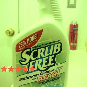 Scrub Free W/Bleach Bathroom Cleaner 40 Fl Oz Trigger Spray uploaded by Elizabeth C.