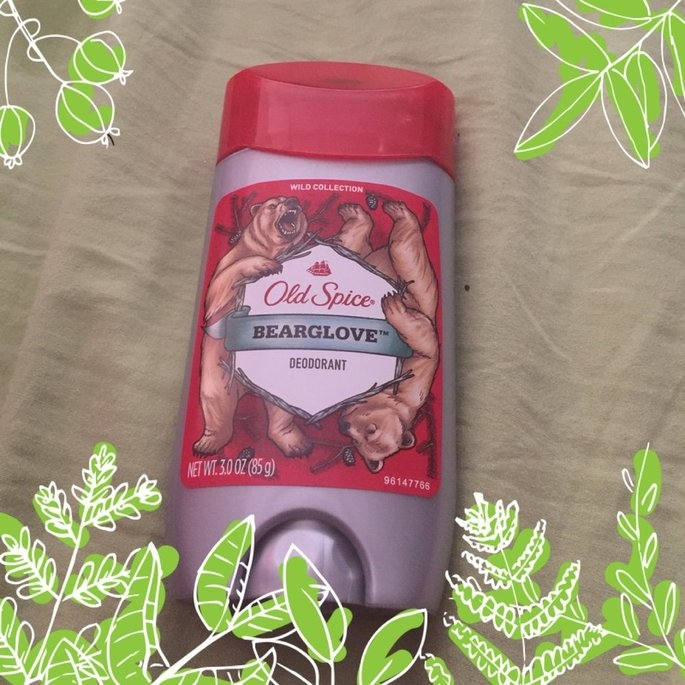 Old Spice Wild Collection Deodorant Bearglove uploaded by Joanna G.