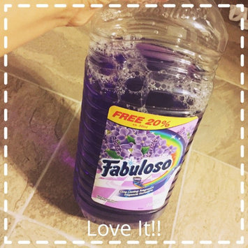 Photo of Fabuloso Multi-Purpose Cleaner - Lavender Scent - 56 oz uploaded by Yury D.