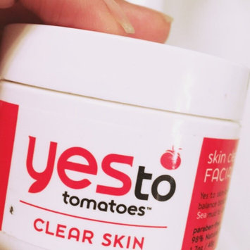 Yes to Tomatoes Skin Clearing Facial Mask uploaded by Josephine T.