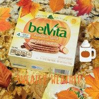 Nabisco belVita Breakfast Biscuits Pumpkin Spice uploaded by Miranda M.