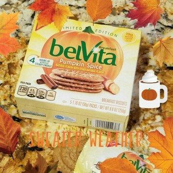 Photo of Nabisco belVita Breakfast Biscuits Pumpkin Spice uploaded by Miranda M.