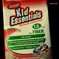 Boost Kid Essentials Nutritionally Complete Drink uploaded by eve m.