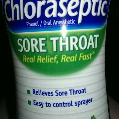 Chloraseptic Sore Throat Spray uploaded by LoLo M.
