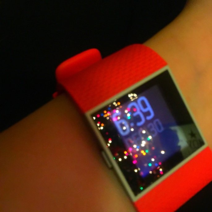 Fitbit Surge GPS Fitness Watch uploaded by Kylie A.