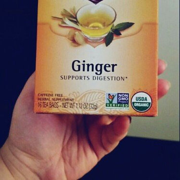 Photo of Yogi Tea Ginger Tea uploaded by Indira H.
