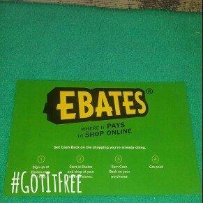 Ebates uploaded by Angie C.