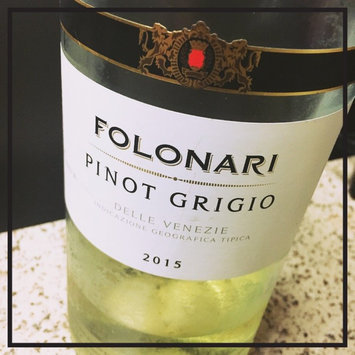 Photo of Folonari Pinot Grigio Delle Venezie 2013 uploaded by Valerie L.