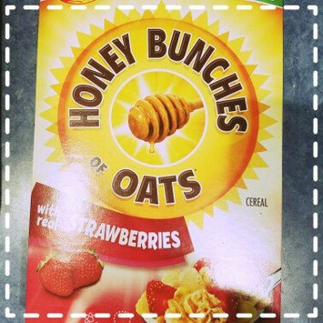 Photo of Post Foods, LLC HNY BNCH OAT STRWBRY 16.5OZ uploaded by Natalie W.