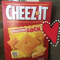 Cheez-It® Cheddar Jack Crackers uploaded by Heather C.