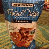 Snack Factory Pretzel Crisps Original uploaded by Grace L.
