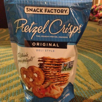 Photo of Pretzel Crisps® Crackers Original uploaded by Grace L.