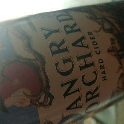 Angry Orchard Cider  uploaded by Apryl P.