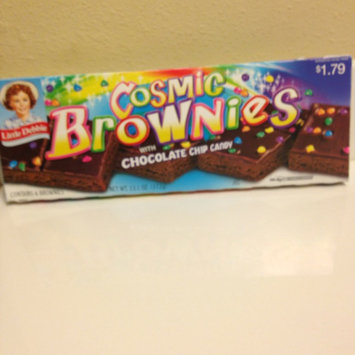 Photo of Little Debbie® Cosmic Brownies With Chocolate Chip Candy uploaded by angela g.
