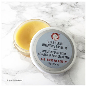 Photo of First Aid Beauty Ultra Repair Intensive Lip Balm uploaded by Cassandra W.