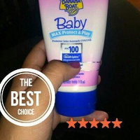 Banana Boat Baby Broad Spectrum Sunscreen Lotion uploaded by Suzanne G.