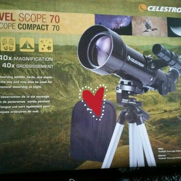 Photo of Celestron LCM 90 Refractor Computerized Telescope uploaded by Anna H.