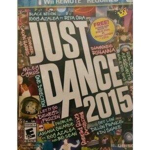 Just Dance 2015 (Nintendo Wii U) uploaded by Alexandra Y.