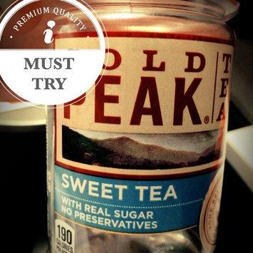 Photo of Gold Peak Sweetened Iced Tea 18.5 oz uploaded by Sierra R.