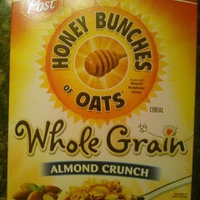 Honey Bunches of Oats Whole Grain Almond Crunch Cereal uploaded by Peggie H.