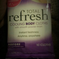 ban Ban Total Refresh Cooling Body Cloths - Restore uploaded by kay w.