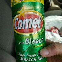 Comet Lemon Fresh Disinfectant Cleanser, 21 Oz uploaded by Brooklyn D.