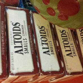 Photo of Altoids Sugar Free Cinnamon Smalls Mints uploaded by Lesley D.