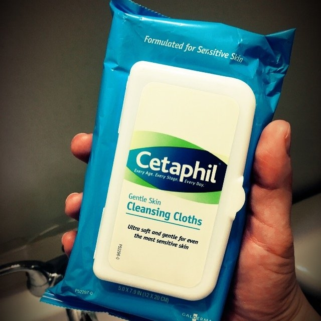 Cetaphil Gentle Skin Cleansing Cloths - 25 count uploaded by Jill M.