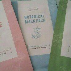 BONVIVANT Rose Botanical Mask Pack uploaded by Lizbeth B.
