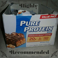 Pure Protein Chocolate Peanut Caramel, 50 gram, 6 count Multipack uploaded by brittney g.