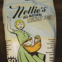 Nellie's All Natural Laundry Soda Pouch uploaded by Angela H.