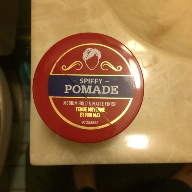 Old Spice Spiffy Sculpting Pomade uploaded by Marie T.