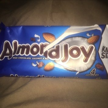 how to make almond joy candy bars
