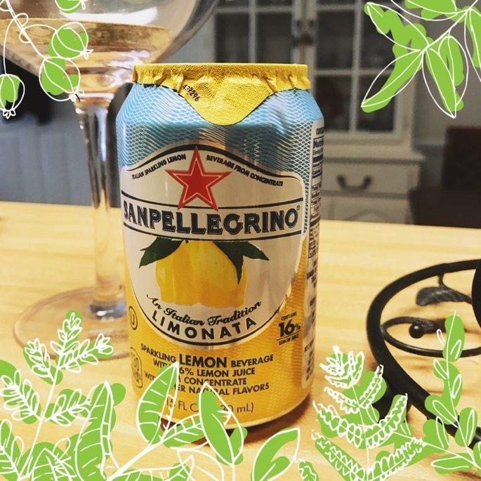 Sanpellegrino Limonata Sparkling Lemon Beverage - 6 CT uploaded by Angie K.