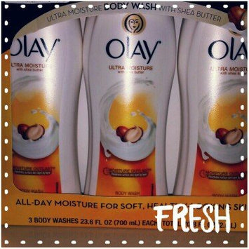 Olay Ultra Moisture Body Wash With Shea Butter 16 oz Twin Pack uploaded by Lorena M.